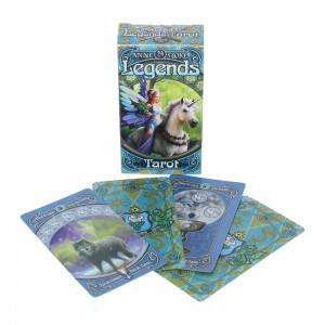 Tarocchi di Anne Stokes - Legends