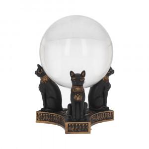 Bastet's Honor Porta sfera di cristallo
