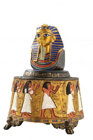 Carillon con Tutankhamon